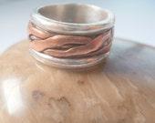 Inlay Ring - Unisex Ring