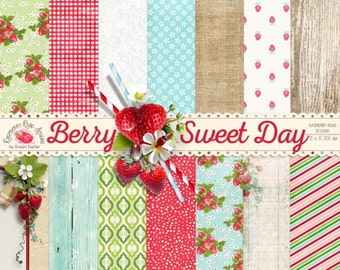 Berry Sweet Day Papers