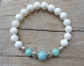 shell bracelet , bohemian bracelet , beach bracelet , turquoise bracelet , beachcomber beach boho bracelet