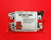 ON SALE Monty Python and the Holy Grail Word Magnets