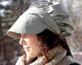 Sale Green Wrap Bonnet Light Weight Sun Cap SIZE X LG