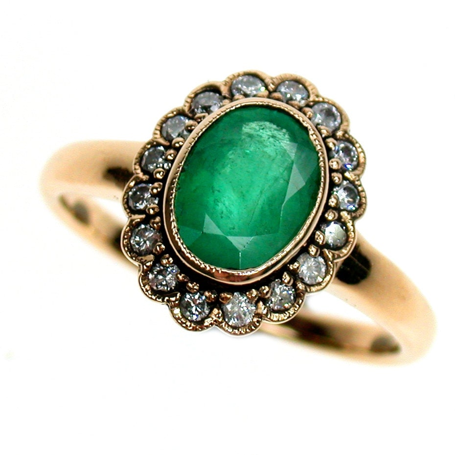 how to make an emerald ring osrs