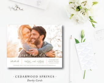 Cedarwood Springs Save the Dates