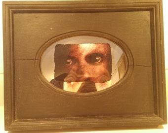 Soul - Custom made art mirror