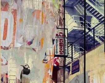 """Venice Beach. Canvas Print by Irena Orlov 24"""" x 36"""""""