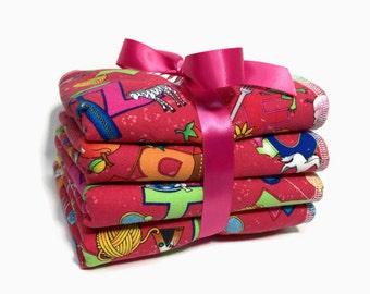 Children's Wash Cloth - Baby Girl Wash Cloth - Baby Wash Cloth - Handmade Bath Cloth - Baby Bath Set - Baby Gift Set - Kids Wash rags -