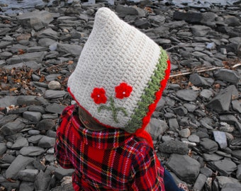 Scandinavian Inspired Bonnet