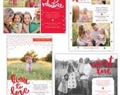 Valentine Minis Photography Marketing boards - E1257