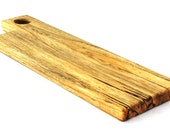 "Natural Wood Baguette Board - Silver Maple  - Ready to Ship - 20""x6""x1"""