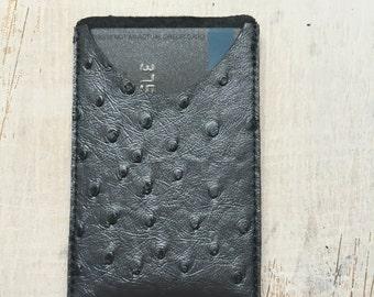VEGAN Leather Credit Card Holder