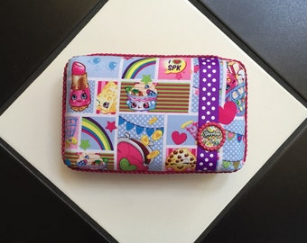 Shopkins Back to School Supply Box Shopkins storage box