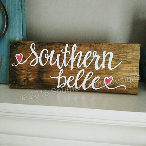 Prairie Girl to Southern Belle: Wedding Signs  |Southern Girl Signs
