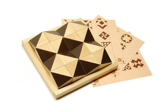 Wooden blocks - developing wooden block game ( Play with shadows )