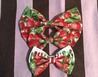 Strawberry Fields Bow