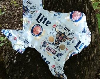 Miller Lite Beer Texas