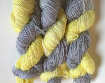Mouse in the Butter on Worsted SW Merino
