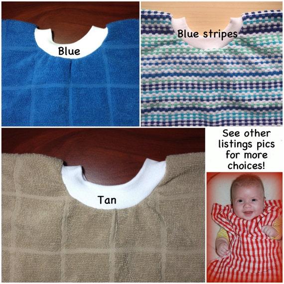Bulk Dish Towels For Sale: SALE Towel Bibs BULK DISCOUNT Girl Boy By McDermottTreasures