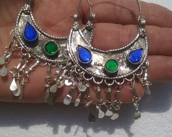 Pair of Tribal Earrings