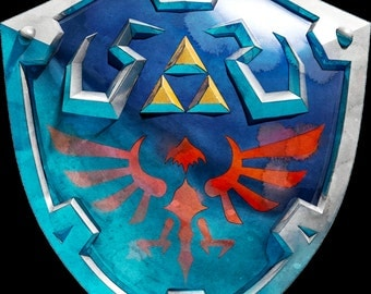 Hylian Shield made to order