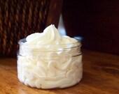 Cleopatra Body Butter Cream- Saffron, Pimento Berries, White Pepper, Patchouli, Vanilla, Fresh Floral- 4oz