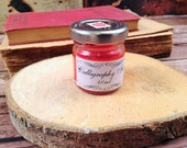 Calligraphy Red Ink for Dip Pens and Quills - Natural Pigment Ink from Mineral and Stones - Ideal for Copperplate