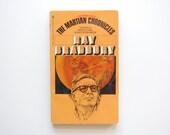 The Martian Chronicles - Ray Bradbury - Vintage Paperback