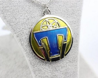 Tomorrowland film necklace inspired