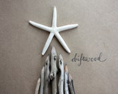 genuine driftwood twig pencils - weathered driftwood pencils - handmade in australia