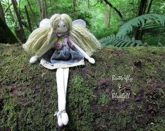 Little textile fairy