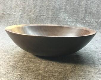 Walnut Bowl #126