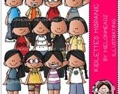 Melonheadz: Kidlettes Hispanic COMBO PACK