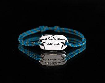 Climbing - bracelet