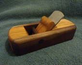 Wood Bodied Hand Plane