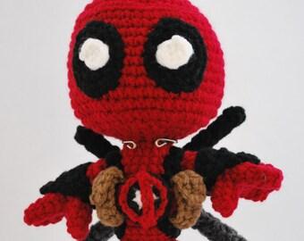 Crochet Deadpool