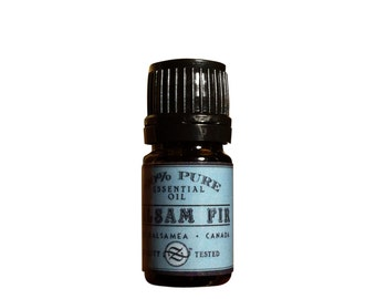 Balsam Fir Essential Oil, Abies balsamea, Canada - 5 ml