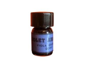 Violet Leaf Absolute, Viola odorata, Egypt - 5/8 dram