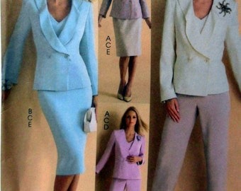 McCalls 4785 size 16, 18, 20 and 22 womens suit