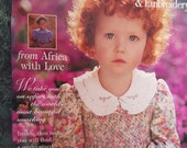 Australian Smocking & Embroidery - Issue 45, 1998