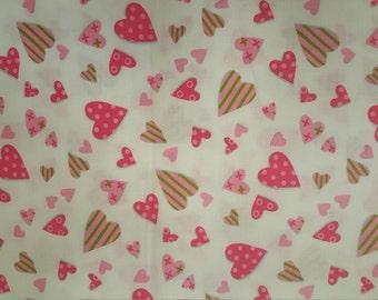 Moda Fabric - All you need is love