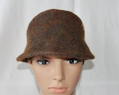 Handmade Ladies Merino Wool Hat
