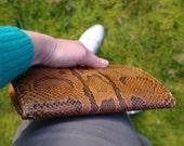 Vintage 40's Snake's wallet
