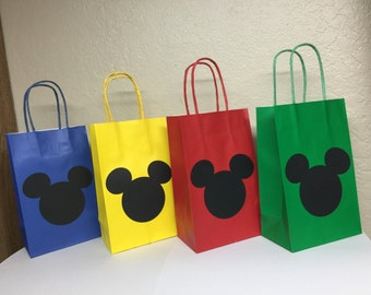 Minnie Mouse Goody Bags Minnie Mouse Treat Bags