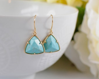 The Marcy Earrings - Gold