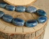 Set of 8 ceramic beads - eco-friendly ceramic beads