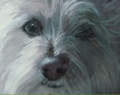 Realistic Pet Portrait - 100% Hand-Painted CUSTOM Oil Painting