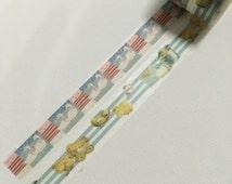 1 Roll Japanese Washi Tape (Pick 1) - Ducks or Chicks