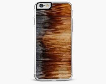 iPhone 7 Case, iPhone 7 Plus Case, Burned Wood  , iPhone 6s case, iPhone 6 plus cover