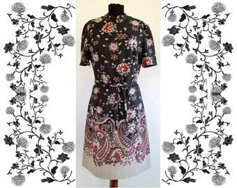"1960's Vintage Deadstock NOS  ""Marschner Exclusive""  Dress"