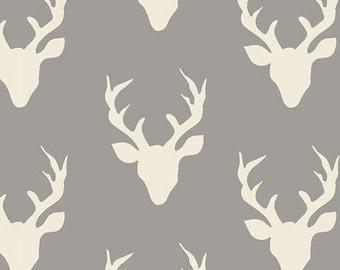 Hello Bear range - Buck Forest knit from Art Gallery Fabrics