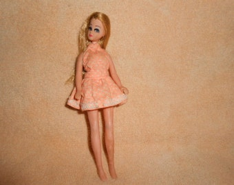 RESERVED Topper Doll 1970 With Eyelashes